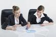 kobiety w biurze