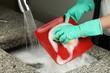 Housework: dishwashing