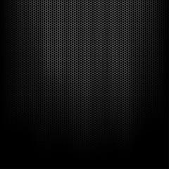 Texture of metallic mesh