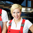 Apprentice for motor mechanic is happy to get an appenticeship