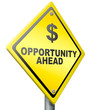financial opportunity and fortune