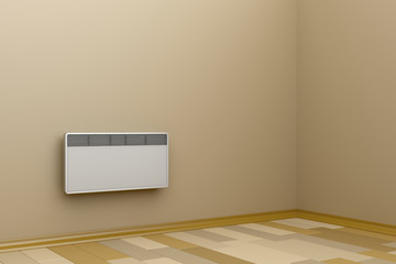Room - heating concept