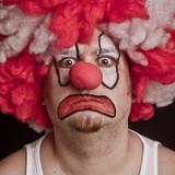 böser Clown