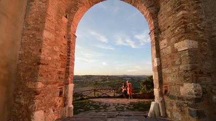 Toscana mura antiche