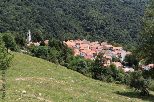 Bavastrelli, Liguria, Italy