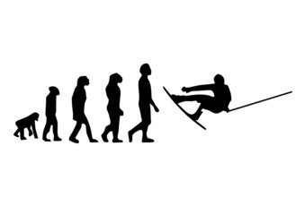 evolution, I love my wakeboard, wakeboarder, wakeboarding,
