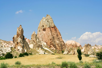 valley of love in Goreme, Cappadocia
