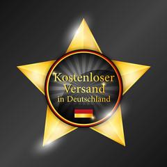 button kostenloser versand in deutschland