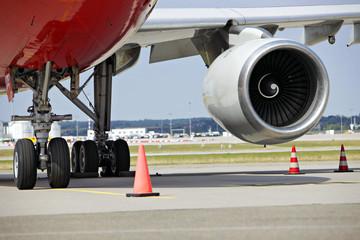 flugzeug flughafen detail