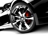 Black car - 44089207