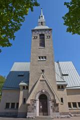 Lutheran Church in Zelenogorsk (Terijoki)