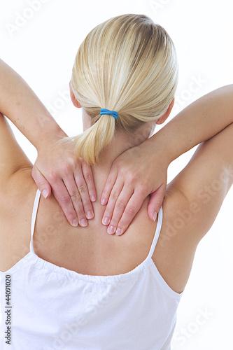 Douleur du haut du dos & Épaule