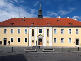 Marktstraße in Freystadt