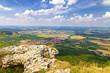 Aussicht vom Breitenstein, schwäbische Alb