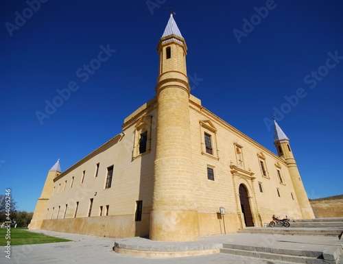 University, Osuna, Spain © Arena Photo UK