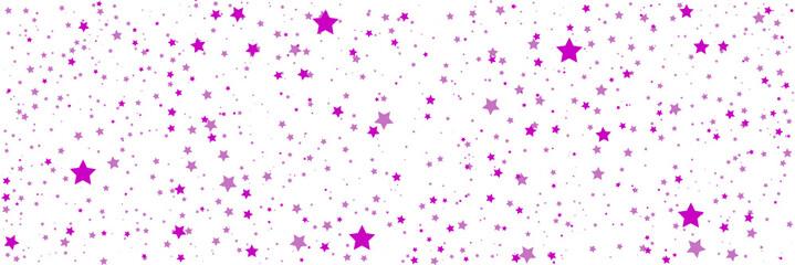 Sternenhimmel, Hintergrund, violett, lila, Sterne, Sternchen, 2D