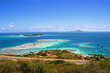 Leinwanddruck Bild - Union Island, Saint Vincent and the Grenadines, The Caribbean
