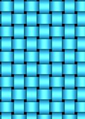 Intreccio azzurro