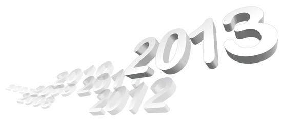 2013 long blanc