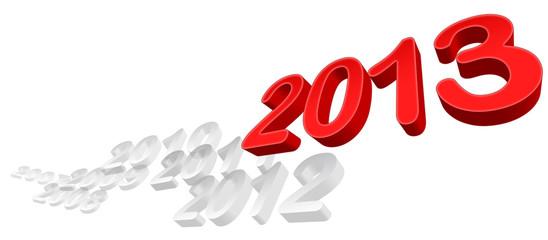 2013 long rouge