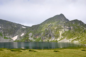 A part of The kidney lake