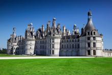castello di Chambord valle della Loira