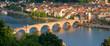 Alte Brücke Panorama