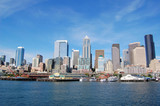 Great View of Downtown Seattle