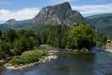 Tarascon-sur-Ariège - Landschaft in den Pyrenäen