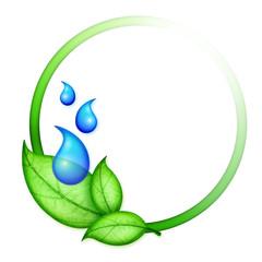 logo écolo eau 1