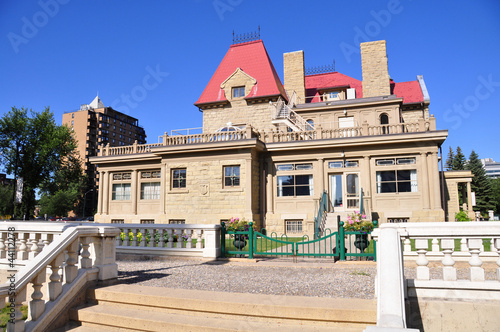 Peter Lougheed House