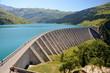 Barrage et lac de Roselend - 44115071
