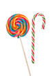 spiral lollipop