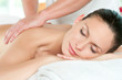 Leinwanddruck Bild - Beauty spa treatment