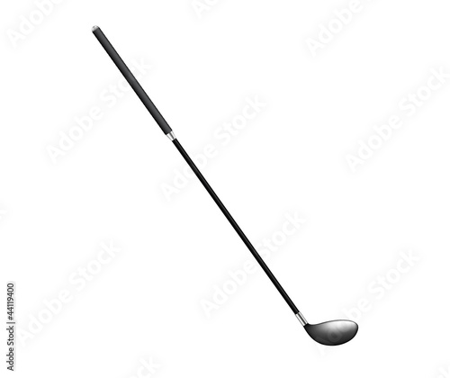 Realistic golf club