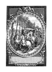 Coach - 18th century
