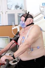 Patient und Kardiologie
