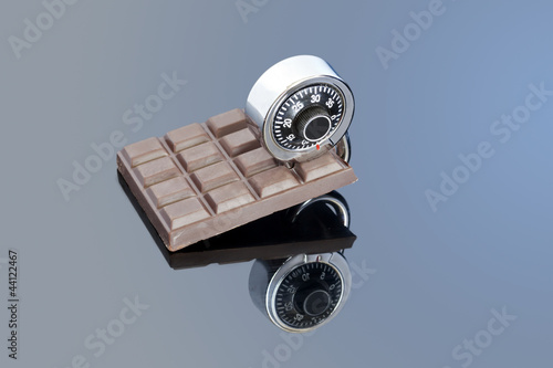 Lock up your Chocolate
