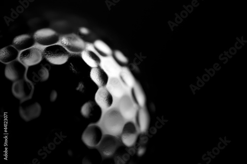Stylised Golf Ball