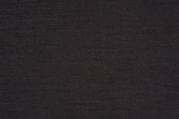 黒色の織物の背景素材