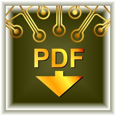 pdf button download