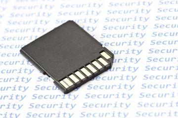Memory Card Security
