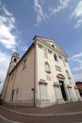 Trichiana: chiesa di Santa Maria Assunta e San Felice Martire