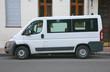 white minibus - 44133047