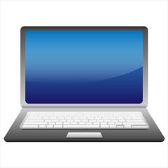 Laptop Web Illustration II