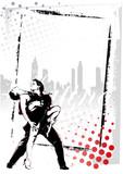 latino dance poster