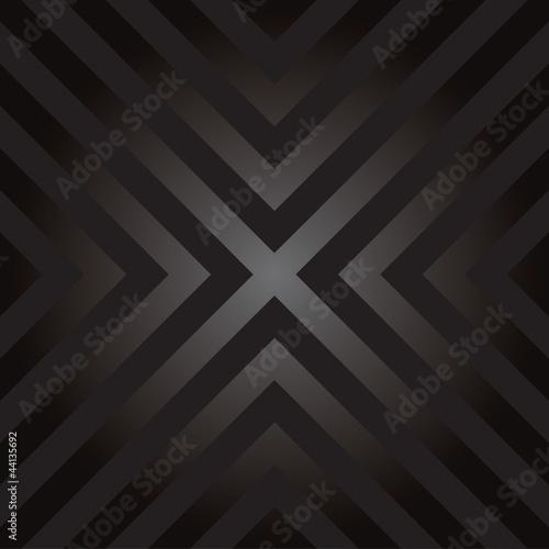 X Hazard Stripes