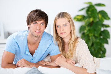 attraktives paar