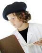 Elementary Artist Close-up