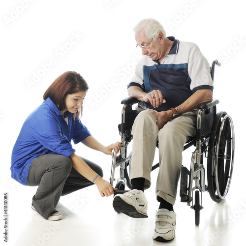 Assisting the Elderly